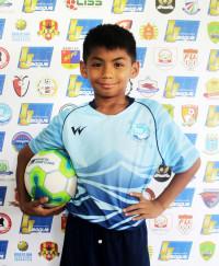 AZKA ANINDYA BUDHI | Indonesia Junior League