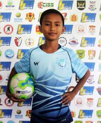 GABRIEL KARNADI PUTRA | Indonesia Junior League
