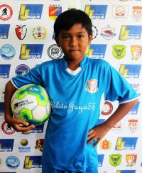ALDYANO ADHIENDRA | Indonesia Junior League
