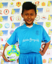 VALDO PUTRA PRATAMA   Indonesia Junior League