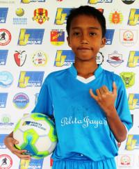 M. BOBBY ALFAREL R. | Indonesia Junior League
