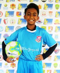 HAMAM ARDELL P. P. | Indonesia Junior League
