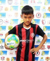 GAVIN ACHMAD FABIO FAHREZI | Indonesia Junior League