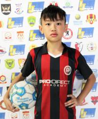 OCEAN ERWIN LIM | Indonesia Junior League