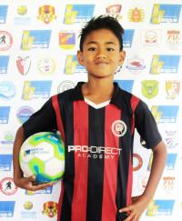 M. RAFI KIENDRA D | Indonesia Junior League