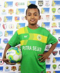 VALENTINO FEBRI PRATAMA   Indonesia Junior League