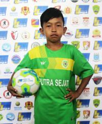 RISANDI ILHAMI | Indonesia Junior League