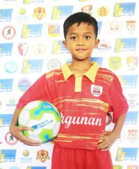 ASYRAF ZAHIRUL UBAID | Indonesia Junior League