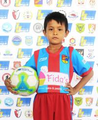 MUHAMMAD GUMILANG ALFANRIZA | Indonesia Junior League