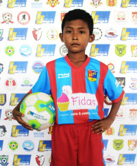 AHMAD ALI YANDRA M | Indonesia Junior League