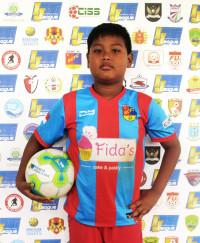 ACHMAD BIJAK W | Indonesia Junior League