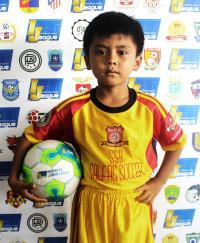 ARYA PUTRA PAHALA SACADIPURA | Indonesia Junior League