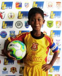 JUAN MUHAMMAD   Indonesia Junior League