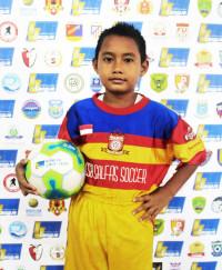 ALFIAN KYAN PRASETYO | Indonesia Junior League