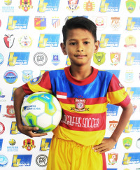GAFTA KAMIL | Indonesia Junior League