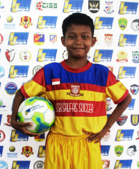 MUHAMMAD RIZQULLAH ALIFASYAH | Indonesia Junior League