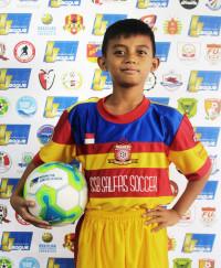 RAKHA GHANEY RAPHILANO LUBIS | Indonesia Junior League