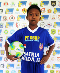 ZAKI FALIH RIYONO   Indonesia Junior League