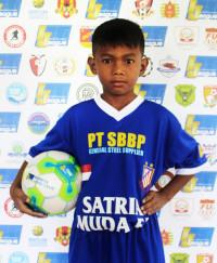 MUHAMAD FAUZAN ARDIANSYAH | Indonesia Junior League