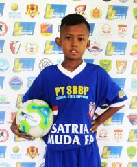 RENDY PUJO PRAMONO | Indonesia Junior League