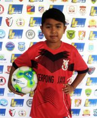 VADIN PUTRA SUDRAJAT | Indonesia Junior League