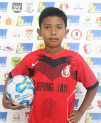 ILHAM BAKTI RIZZKIAWAN | Indonesia Junior League