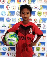 ARKA LANGIT RAMADHAN   Indonesia Junior League