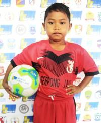 MUHAMMAD AKBAR MAALIK | Indonesia Junior League