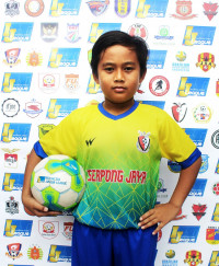 ELHAJJ MUNTAZAR BOER | Indonesia Junior League