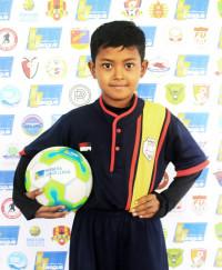 RAYENDRA AFRIZI | Indonesia Junior League