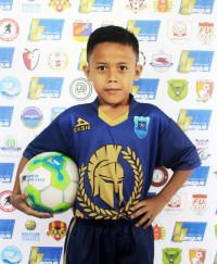 SATRIA SYAKTAN FIRANSYAH | Indonesia Junior League