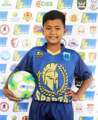 MUHAMMAD NAZWAN | Indonesia Junior League