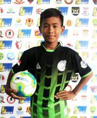 MAULANA SAFWAN NAUFAL | Indonesia Junior League