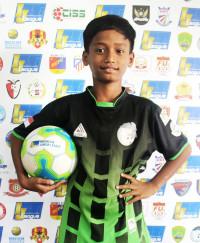 MUHAMMAD ALFA SYAHRIN R | Indonesia Junior League