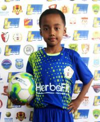 ABERCIO AL FADELF   Indonesia Junior League