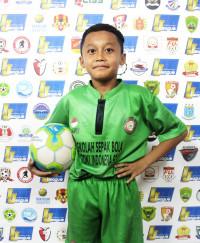 M. ATHAR A   Indonesia Junior League