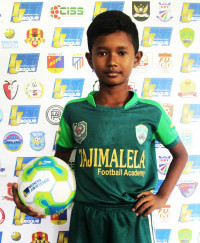 MUHAMAD ARKAN | Indonesia Junior League