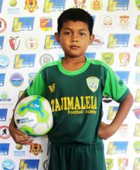 MUHAMMAD SYAHRUL K. D. | Indonesia Junior League