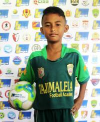EHUD MISCHA EFRUAN | Indonesia Junior League