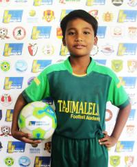RAFFI PUTRA ARYASETYA | Indonesia Junior League