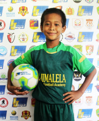 ILHAM PAOLO MALDINI AL MAIDIN | Indonesia Junior League