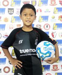 RASENDRIYA NATAAZKA PUTERA | Indonesia Junior League