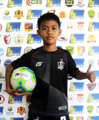 ALVINO DAVID FELICIO TUTUPOLY   Indonesia Junior League