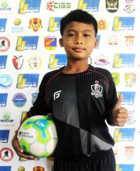 MARCELINUS ANGGI LUCKITO | Indonesia Junior League