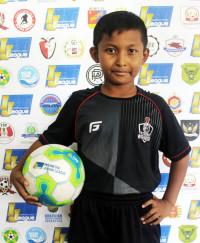 JANOKO ABIYYU NAYOTTANA | Indonesia Junior League