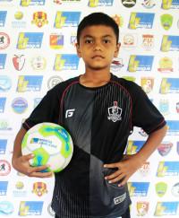 ABDU SYAQIF Y R | Indonesia Junior League