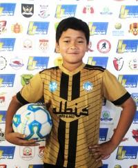 CHALIF RAFF FARADDY | Indonesia Junior League