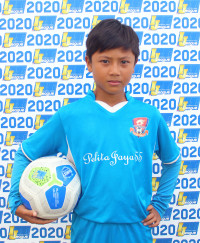 VATSA ZAKI SANTOSO | Indonesia Junior League