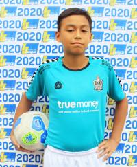 DIEGO ANDRES SINATHRYA K. | Indonesia Junior League