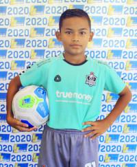 ALFAZRI RADIANSYAH | Indonesia Junior League